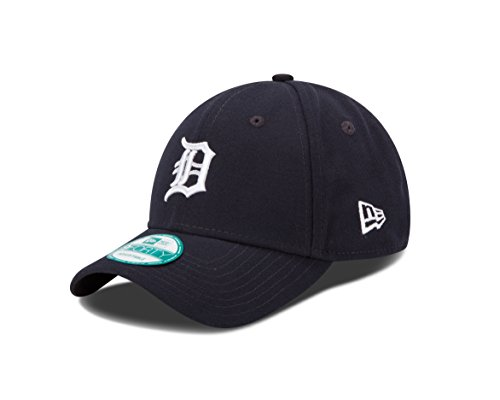 New Era MLB The League Detroit Tigers Home 9Forty Adjustable Cap