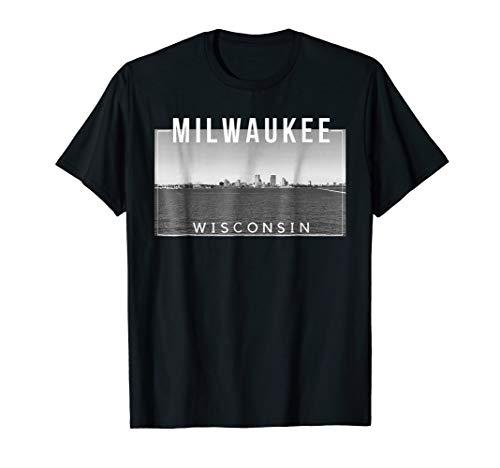 Milwaukee Wisconsin WI Skyline - Tee ()