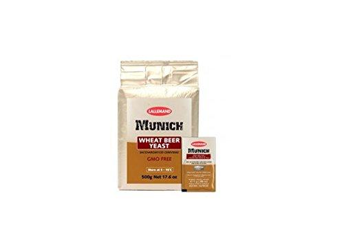 Lallemand Dry Yeast - Munich Wheat Beer (11 g)