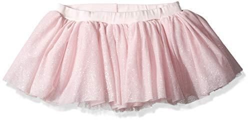 Capezio Girls' Little Glitter Tutu, Pink, Small