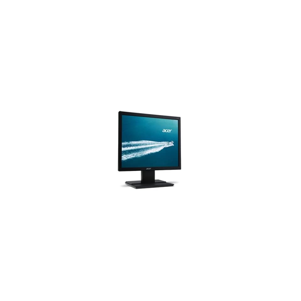 """ACER UM.BV6AA.002 / V176L 17"""" LED LCD Monitor   54   5 ms Computers & Accessories"""