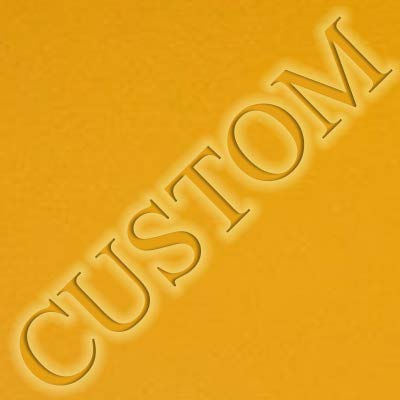 Pratesi Unisex Personalized Custom Initials Embossing Italian Leather Dante R Executive Zip Around Portfolio Notepad Holder in Yellow by Pratesi (Image #1)