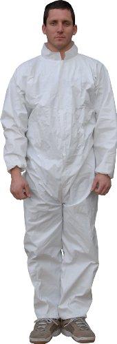 Majestic Glove 74-101 ComforTEX Microporous Coverall,