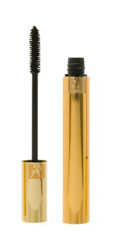 Yves Saint Laurent Volume Effet Faux Cils Luxurious Mascara High Density Black for Women, 0.2 Ounce