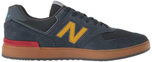 Uomo Balance gum Navy All 574v1 Coast New Light qgaTIwn