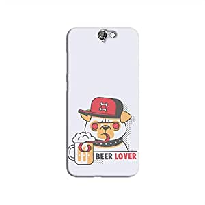 Cover It Up - Beer Dog One A9 Hard Case