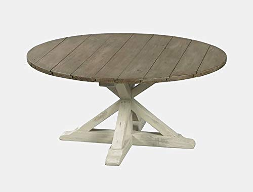 (Wood Coffee Table - Coffee Table with Water Based Finish - Gray)
