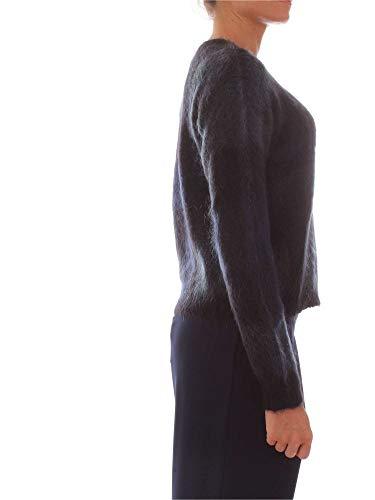 Blu Maglia Lana Wwmag1757sb0530036 Woolrich Donna 4O6BqwR8