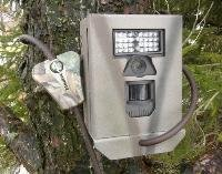 Camlockbox Security Box Compatible with Bushnell Trophy Cam Except Black Flash Models 2009-2012 See...