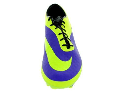 Nike Hypervenom Phatal FG, Scarpe Da Calcio da Uomo Giallo(violett (Electro Purple/Volt/Black))