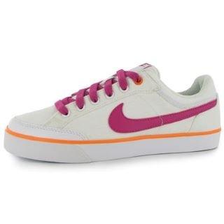 Nike, Sneaker bambine Bianco bianco 36.5