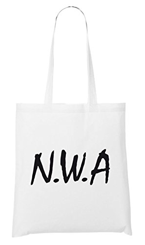 N.W.A. Bag White