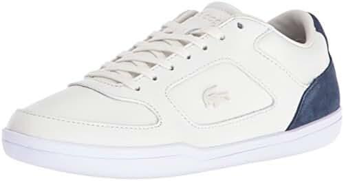 Lacoste Men's Court-Minimal Casual Fashion Sneaker