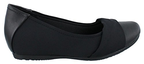 Pictures of BareTraps Women's MITSY Ballet Flat Black BT22872 Black 1