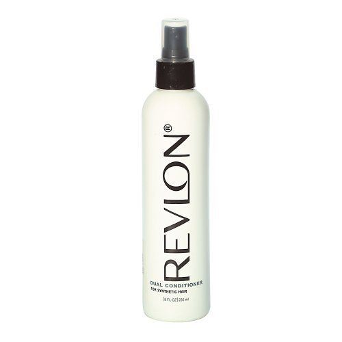 Revlon Revitalizing Conditioner for Synthetic Hair Wigs, 8 Ounce