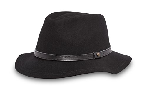 Sunday Afternoons Tessa Hat, Black, One Size