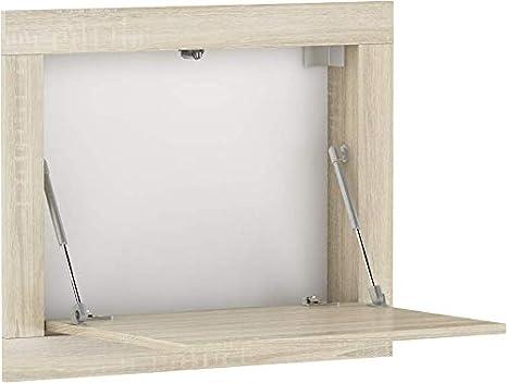 BIM Furniture - Mesa de Escritorio Plegable para Colgar: Amazon.es: Juguetes y juegos