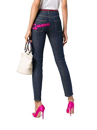 Dolce Jeans amp; Gabbana Donna Ftah7zg981bb0665 Blu Cotone Erraqg