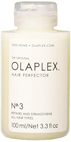 - Olaplex Hair Perfector No 3 Repairing Treatment, 3.3 Fl Oz