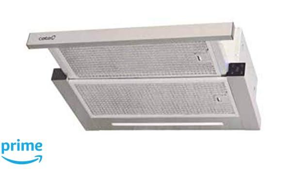CATA | Campana extractora modelo TFH 663X | 6 niveles de ...
