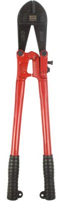 J S Products 260810 18-Inch Heavy Duty Bolt & Cable Cutters