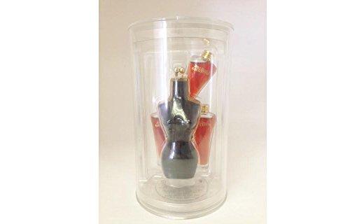 Jean Paul Gaultier Le Porte Parfum Travel Purse Set with ...