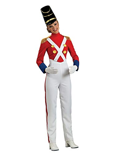 Rubie's Woman's Christmas Toy Soldier Costume, Multicolor, Large
