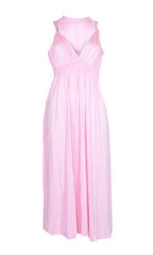 Frauen Spule Frühjahr maxi-Kleid (coil spring maxi dress) (40/42  (ml), Baby rosa - baby pink)
