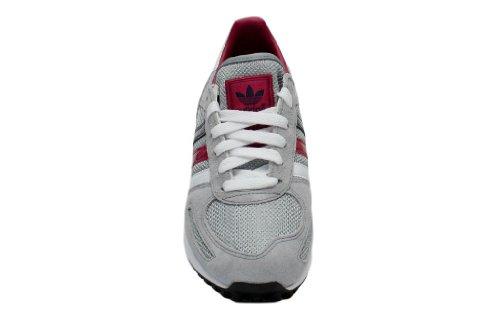 2 Mode Gris Basket 41 Femme Trainer blanc Adidas 1 rose La xwg7qHvH