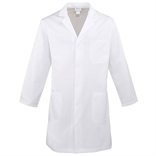 Premier Lab Coat - White - L (Snowboard Jacket Limited)