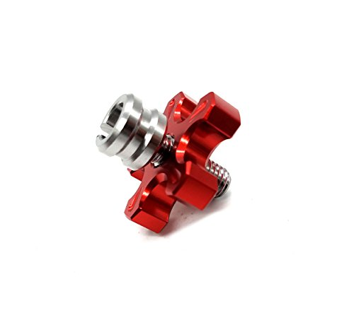 - Decal Story Motorcycle Adjuster Clutch Cable Brake Red Screw Motorbike M8 Bolt for Suzuki GSXR GIXXER 600 750 1000 1300