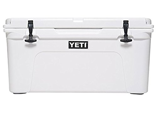 YETI Tundra 65 Cooler 1 The YETI Tundra 65 is just as adept at keeping your catches cold in the field as it is storing the drinks and food for your backyard barbecue, this ice chest is plenty roomy, holding a limit of redfish or your prized brisket Ice stays ice thanks to up to 3 inches of PermaFrost Insulation and an extra thick FatWall design is certified Bear-Resistant The Rotomolded Construction makes the Tundra armored to the core and virtually indestructible so wherever you decide to take it, this portable cooler's sturdy construction will stand up to the rigors of the journey