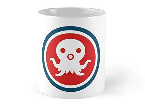 Army Mug Octonauts Logo - 11oz Mug - Features wraparound prints - Dishwasher safe - Made from Ceramic - Best gift for family friends -