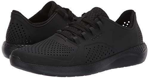 4471908743ed Crocs Men s LiteRide Pacer Sneaker Black