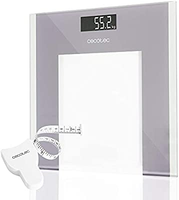 Cecotec Báscula de Baño Digital Surface Precision 9100 Healthy ...
