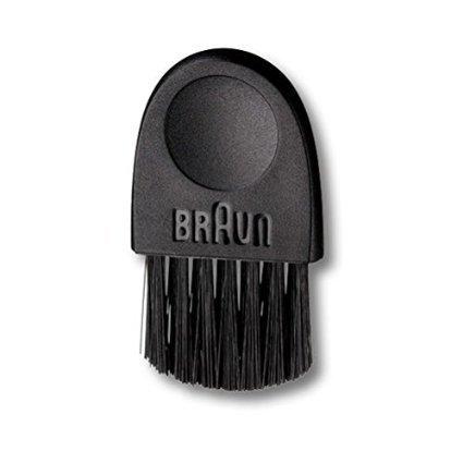 Braun 67030939 CLEANING BRUSH, BLACK (UNIVERS