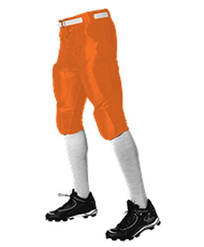 Alleson YOUTH FOOTBALL PANT ORANGE S 640BSL 640BSL-OR-S