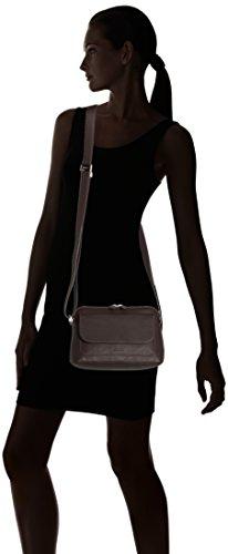 BREELapua 2 - Bolso de hombro mujer marrón - Braun (dark brown 860)