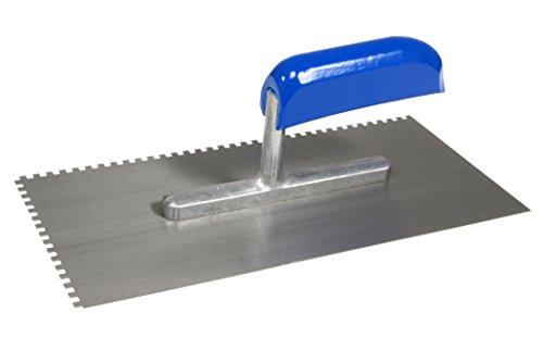Zahnglättekelle 280x130 4x4mm Met von CON:P (Liefermenge: 2)