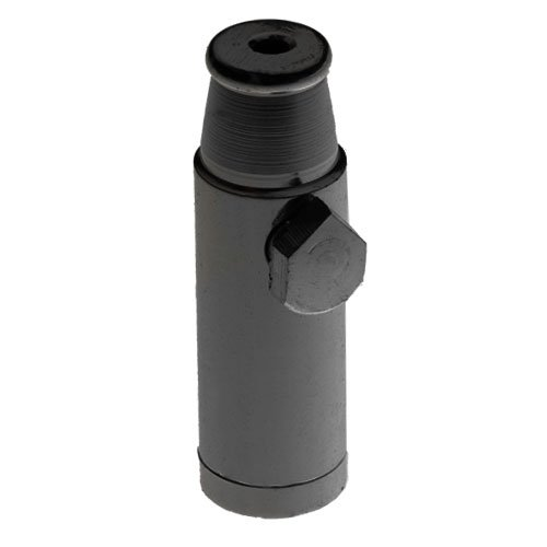 Metal Snuff Bullet Black sniffer product image