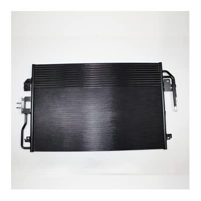 TYC 3782 Compatible with Ford Escape Parallel Flow Replacement Condenser: Automotive