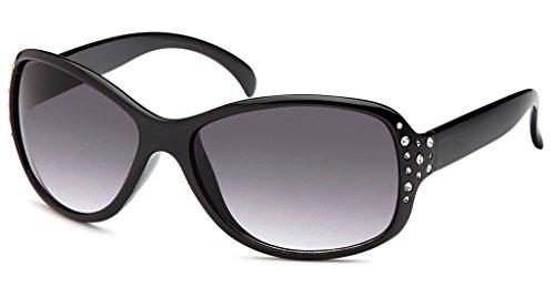 Lunette schwarz1 UVprotect® de soleil Femme 0n0d1O