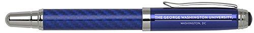 carbon fiber pen blue - 4