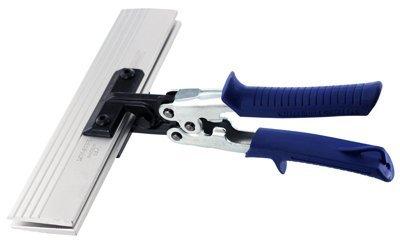 Midwest Snips 9'' Straight aluminum blade compound leverage seamer