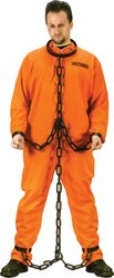 Costu (Adult Costumes Chain Gang Links)