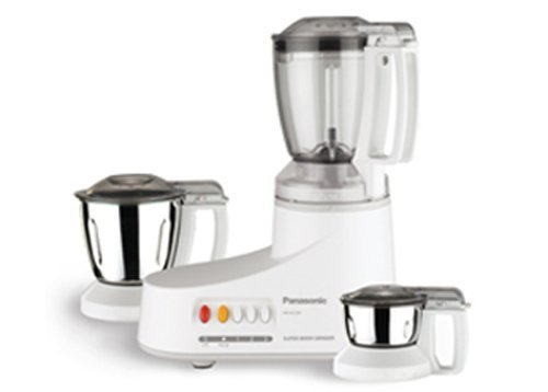 Panasonic MX-AC300 550 Watt 3-Jar Mixer Grinder for 220-240 Volts (Will NOT Work in USA & Canada)