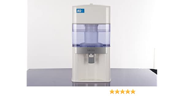 CoolMart FONTAINE NEOS - Purificador de agua con dispensador (10 l): Amazon.es: Hogar