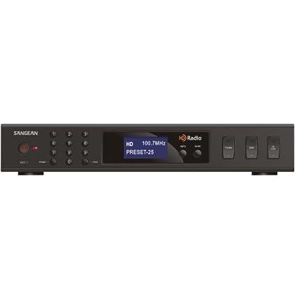 amazon com sangean hdt 1 hd radio component tuner discontinued by rh amazon com