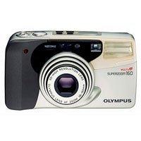 Olympus SuperZoom 160 QD - Point & Shoot / Zoom camera - 35mm - lens: 38 mm - 160 mm