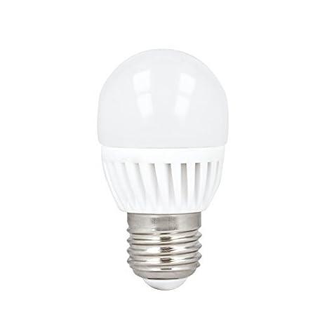 ST010 4er Pack LED-Glühlampe E27 16 LEDs 500lm warmweiß dimmbar ABVERKAUF
